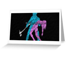 Hotline Miami: Do you like hurting other people? Greeting Card