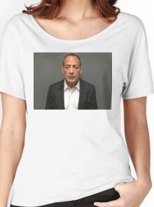 NYC landlord Steve Croman charged for threatening tenants Women's Relaxed Fit T-Shirt