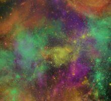 "Galaxy Pollock- ""Gasoline"" by kimhobby"
