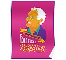 Welcome to the Political Revolution Poster