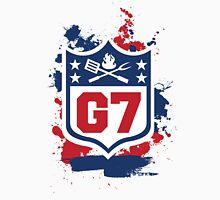 Gridiron Graffiti – Team G7 Men's Baseball ¾ T-Shirt