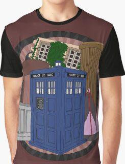 The Forgotten TARDISes Graphic T-Shirt