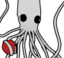 Squid Quidditch – Squidditch Sticker