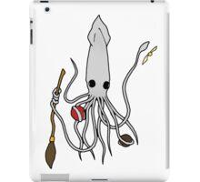 Squid Quidditch – Squidditch iPad Case/Skin