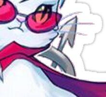 Kitty Vayne Sticker