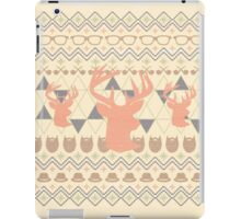 Ultimate Ugly Hipster Combo iPad Case/Skin