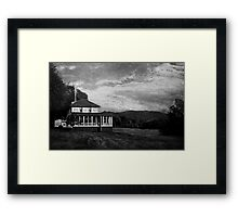 A Separate Life Framed Print