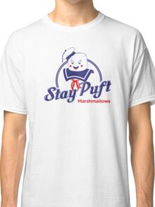 Stay Puft Marshmallows Classic T-Shirt