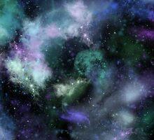 Galaxy Pollock-Lavender Meadow by kimhobby