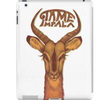 tame impala 01 iPad Case/Skin