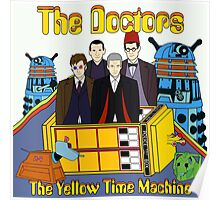 The Yellow Time Machine Poster