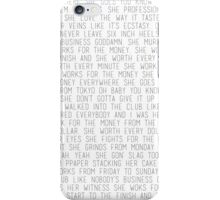 6 Inch - Beyonce iPhone Case/Skin