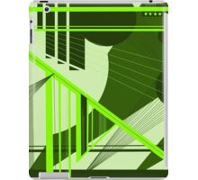 Varying Line Weight iPad Case/Skin