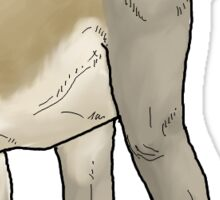 Chalicotherium Sticker