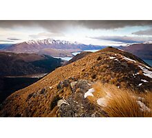 Ben Lomond Photographic Print