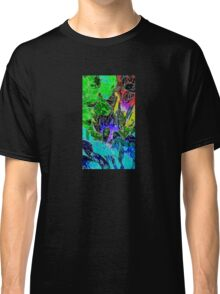 Whimsical Colorful Art Classic T-Shirt