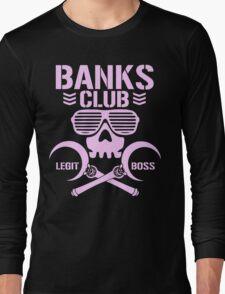 Banks Club Long Sleeve T-Shirt