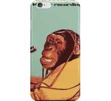 Master recording iPhone Case/Skin