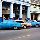 It's how we roll in Havana by Leanne Kelly