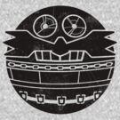 Death Egg by stephenb19