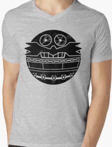 Death Egg Mens V-Neck T-Shirt