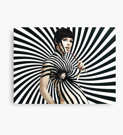 Pshyche cult Canvas Print
