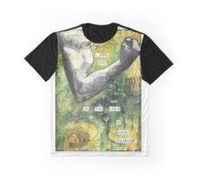 Nehemiah 8:10 Graphic T-Shirt