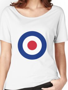 RAF MODS Women's Relaxed Fit T-Shirt