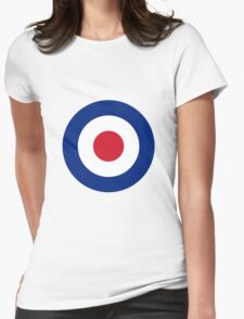 RAF MODS Womens Fitted T-Shirt