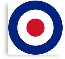 RAF MODS Canvas Print