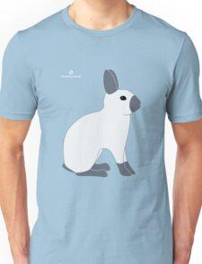 Blue Sable Point Rabbit Unisex T-Shirt