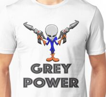 Grey Power Unisex T-Shirt