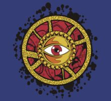 Dr Strange Eye of Agamotto  by SenseiMonkeyboy