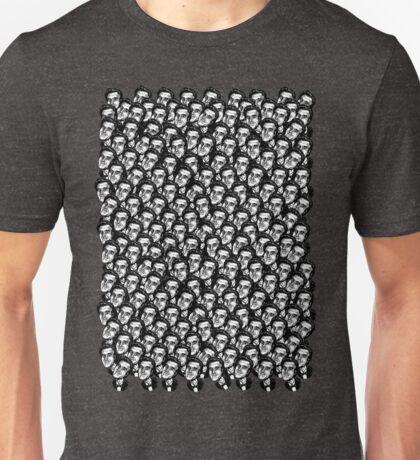 So Ferry Many Bryan Ferries Unisex T-Shirt