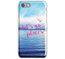 Loch Lomand (Scotland) iPhone Case/Skin