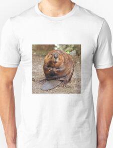 """""""Beaver"""" Unisex T-Shirt"""