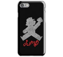 OG Jumpman '85 - Black Cement 3 Edition iPhone Case/Skin