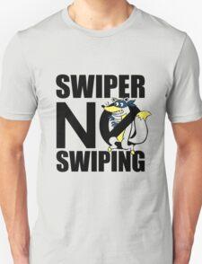 Swiper No Swiping Multi-Color Unisex T-Shirt