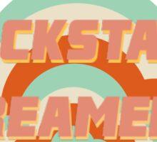 Backstage Dreamers Sticker