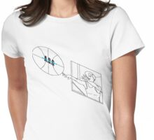 A.D.G. About Da Game Womens Fitted T-Shirt