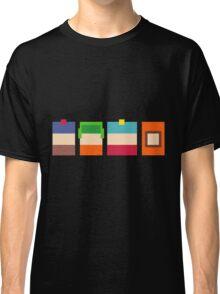 South Park Pixels Classic T-Shirt