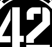 Squadron 42 Sticker