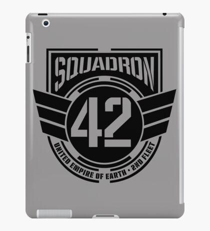 Squadron 42 iPad Case/Skin