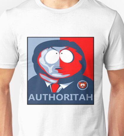 Cartman 2016 - AUTHORITAH Unisex T-Shirt