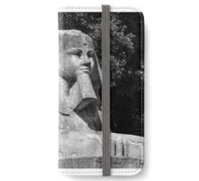 Egypt in London iPhone Wallet/Case/Skin