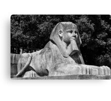 Egypt in London Canvas Print