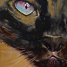 Siamese by Michael Creese