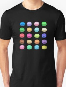 Macaroon Rainbow Unisex T-Shirt