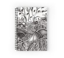 Nucleus Spiral Notebook