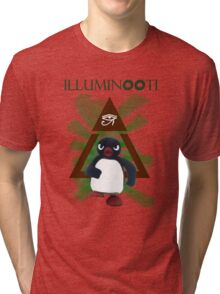Illuminooty Tri-blend T-Shirt
